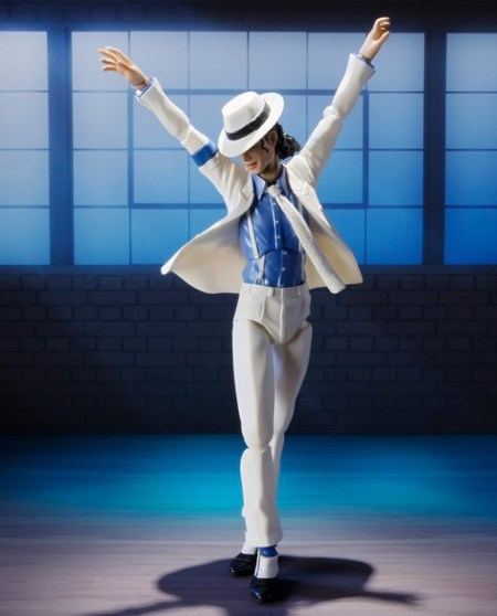 Michael Jackson - SH Figuarts - Bandai official pics 20