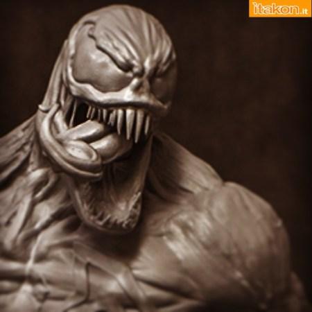 Iron Studios: Venom Art Scale 1/10 - Prima Foto del Prototipo