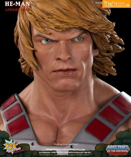 Pop Culture Shock He-Man Life-Size Bust (16)