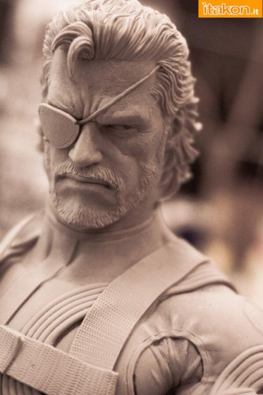 big boss - gecco - metal gear solid - foto proto - 3
