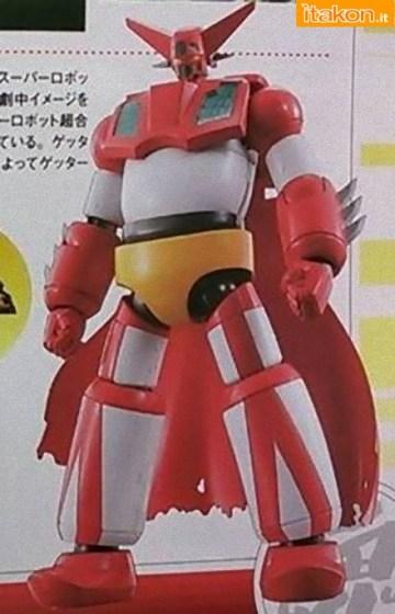 Bandai: Super Robot Chogokin Getter 1 - Ufficializzato il costo e data di uscita