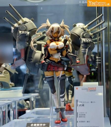 """[GSC] Musashi in scala 1/8 da """"Kantai Collection"""""""
