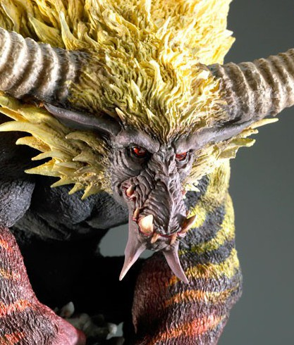 rajang - capcom - monster hunter - preordini - 4