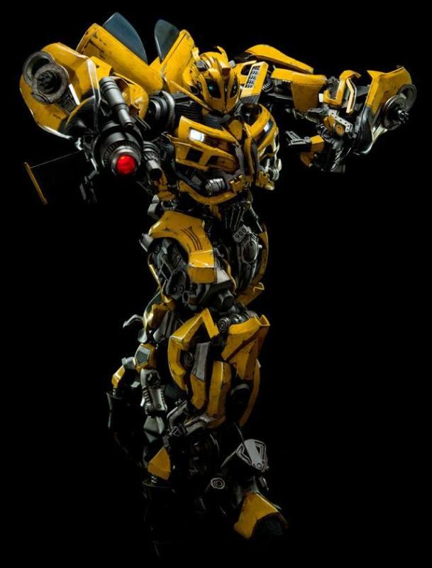 "ThreeA: Bumblebee da ""Transformers"" – Prime immagini"