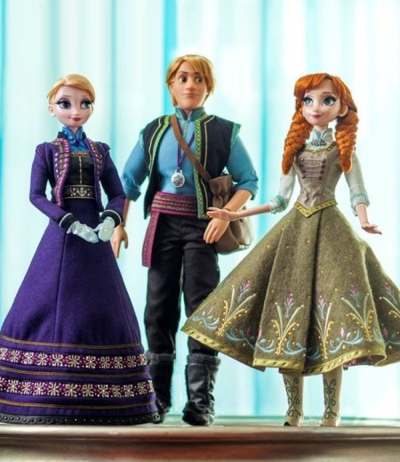 Disney Store Limited Doll - Cenerentola 20
