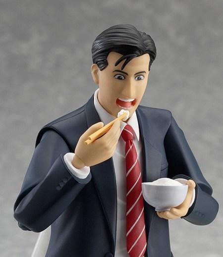 Goro Inogashira - Kodoku no Gourmet - Standard figma Max Factory pre 20