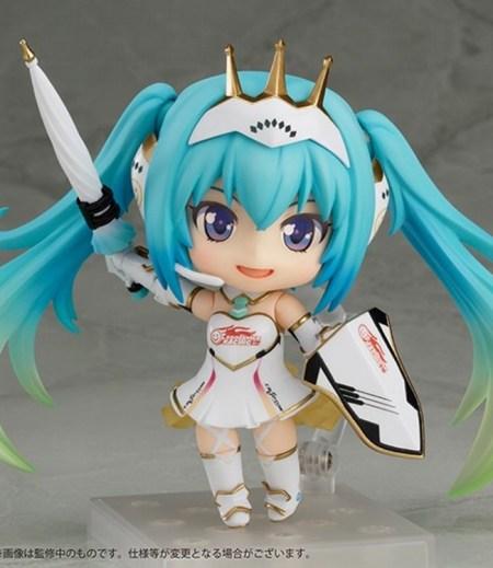 Miku Racing 2015 Nendoroid - Vocaloid - Good Smile Company pic 20a