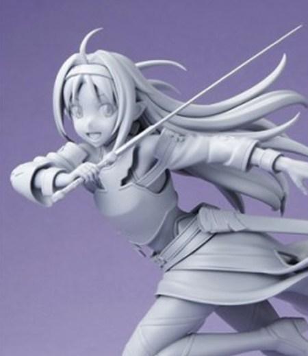 Yuuki - Sword Art Online II - Genco prototype 20a