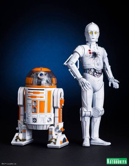 Star-Wars-Celebration-Exclusive-R3-A2-and-K-3PO-ARTFX-Statues