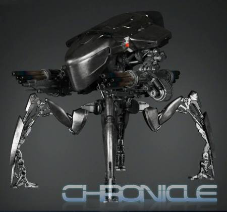 Chronicle Collectibles Spider HK Tank (1)