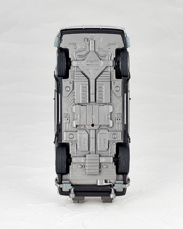 DeLorean Movie REVO - Back to the Future - Kaiyodo preorder 13