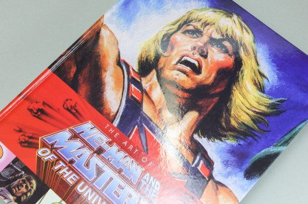 Art of He-man and the Masters of the Universe Book  Galleria Fotografica