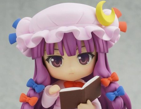 Patchouli Knowledge - Touhou Project - Nendoroid GSC pic 20