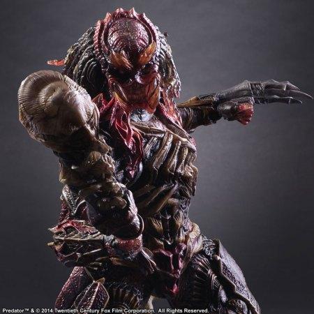 Square Enix Predator Variant Play Arts Kai (7)