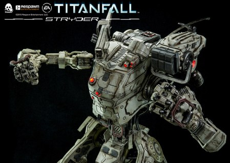 TITANFALL Stryder - ThreeZero preorder 14