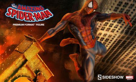 The Amazing Spider-Man Premium Format Figure (2)