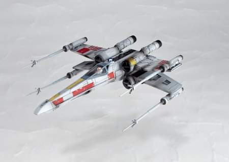 X-Wing Starfighter - Star Wars - Kaiyodo Revoltech 006 preorder 04