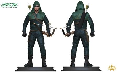 Arrow-TV-Series-Statue-Paperweight-1