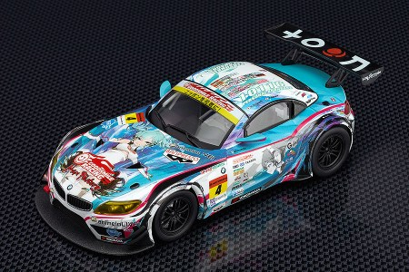 Miku Hatsune BMW 2014 Series Champion Good Smile Racing 01