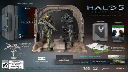 Trieforce-Halo-5-Master-Chief-Spartan-Locke-Statue