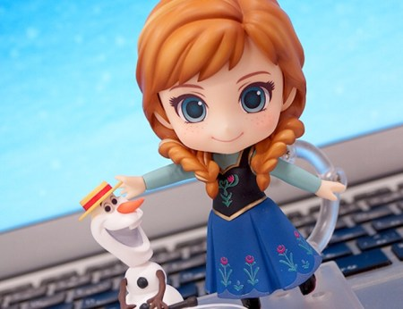 Anna - Frozen - Nendoroid Good Smile Company preview 20