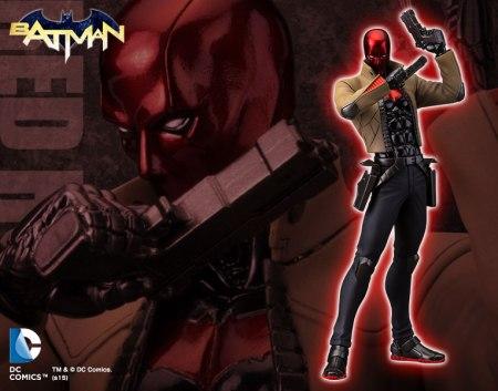 Red Hood - Batman DC Comics New 52 ARTFX Kotobukiya pics 10