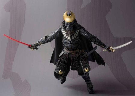 Darth Vader Samurai Taisho Movie Realization Bandai 08