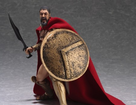 King Leonidas figma - 300 - Max Factory preview 20