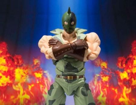 Ataru Kinniku Soldier SH Figuarts - Kinnikuman - Bandai pre 20