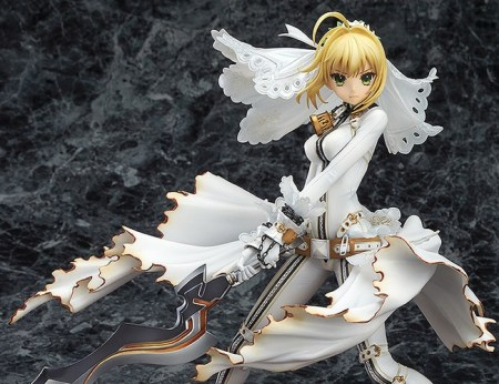 Saber Bride - Fate Extra CCC - Good Smile Company preorder 20