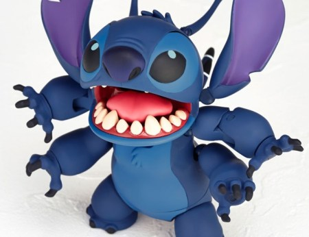 Stitch - Lilo & Stitch - MOVIE REVO Kaiyodo preorder 20