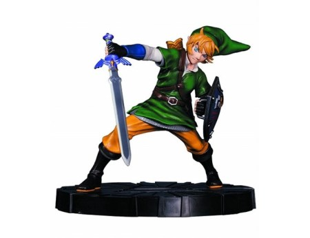 Link - The Legend of Zelda Skyward Sword - First 4 Figures Dark Horse 20