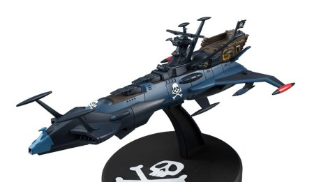 Space Pirate Battleship Arcadia Cosmo Fleet Special MegaHouse Itakon.it -0001