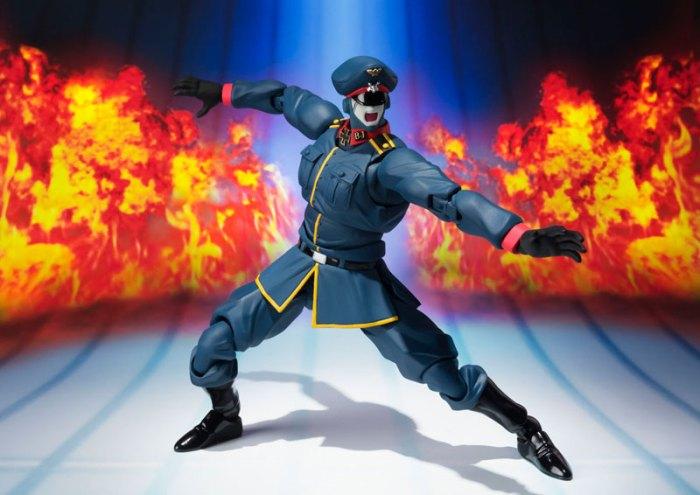 Brocken Jr - Kinnikuman - SH Figuarts Bandai pre 03