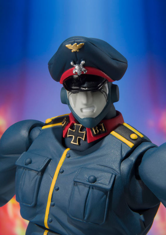 Brocken Jr - Kinnikuman - SH Figuarts Bandai pre 04