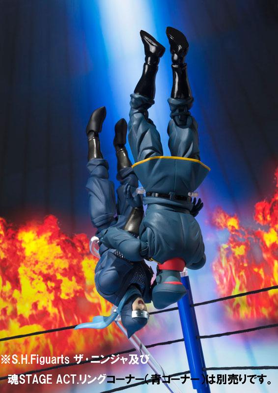 Brocken Jr - Kinnikuman - SH Figuarts Bandai pre 08