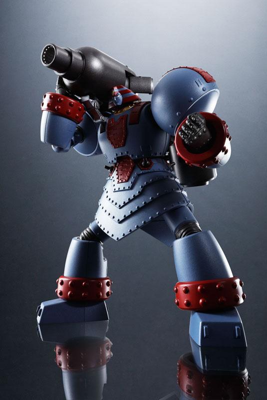Giant Robo Animation SRC - Bandai preorder 06