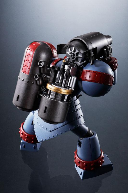 Giant Robo Animation SRC - Bandai preorder 07
