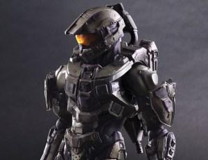 Halo 5 Guardians Master Chief - Play Arts Kai Square Enix pre 20