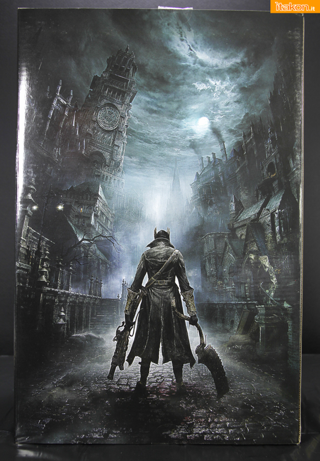 Hunter_Bloodborne_Gecco 4