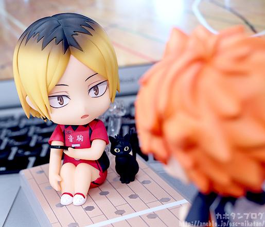 Kenma Kozume Nendoroid - Haikyuu!! - Orange Rouge gallery 12