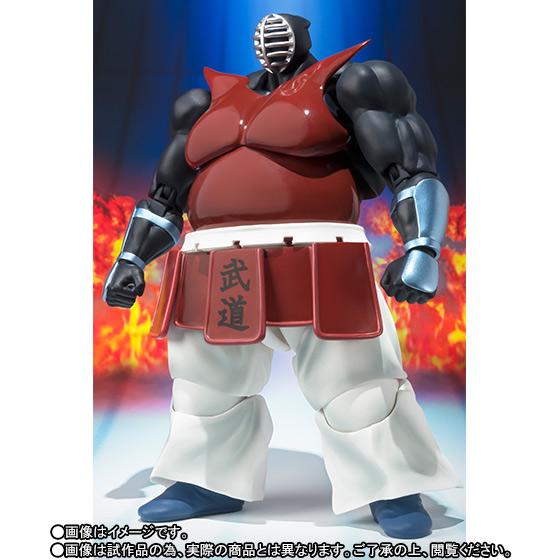 Kinnikuman Big the Budo S.H.Figuarts Bandai Itakon.it -0002