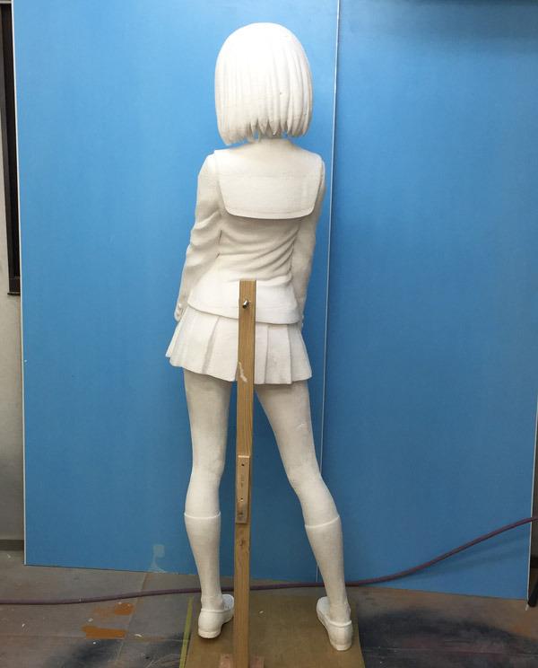 Megumi Katou - Saekano - Aniplex Life Size pre 18