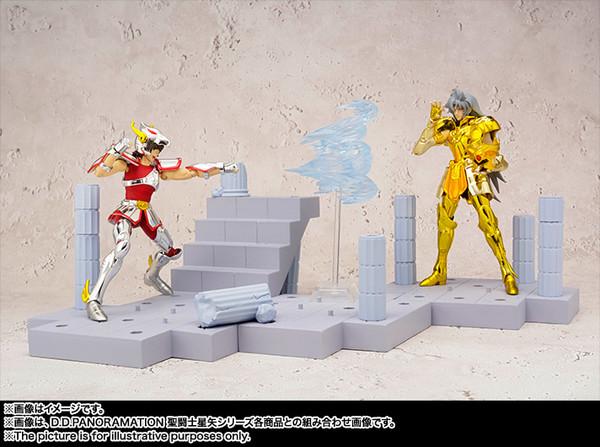 Pegasus Seiya D.D. Panoramation Bandai Itakon.it -0006