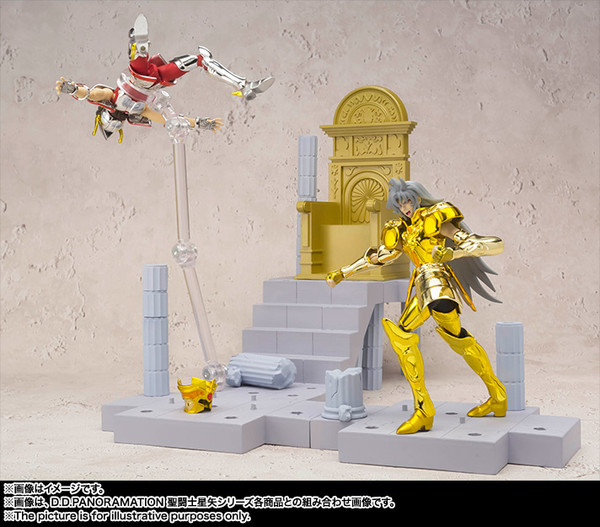 Saint Seiya- Pegasus Seiya D.D. Panoramation Bandai Itakon.it -0008
