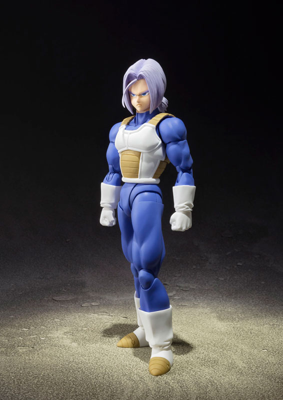 Super Saiyan Trunks S.H.Figuarts Bandai Itakon.it -0002