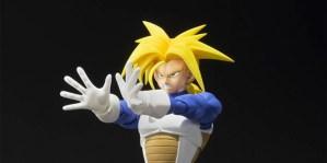 Super Saiyan Trunks S.H.Figuarts Bandai Itakon.it -0003