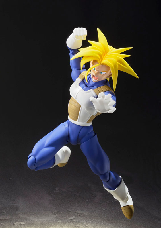 Super Saiyan Trunks S.H.Figuarts Bandai Itakon.it -0004