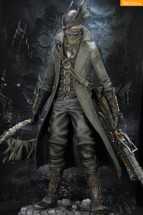 The_Hunter_Bloodborne_Gecco 26