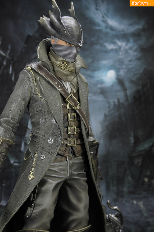 The_Hunter_Bloodborne_Gecco 27